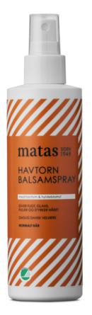 Matas Striber Havtorn Balsamspray til Normalt Hår 200 ml