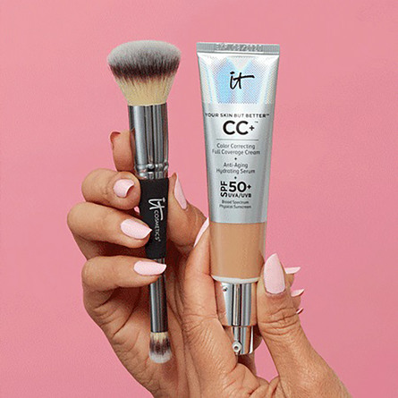 IT Cosmetics Your Skin But Better CC+ SPF 50+ Rich Honey