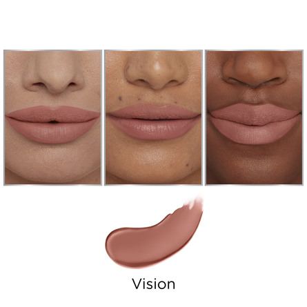 IT Cosmetics Pillow Lips High Pigment Moisture Wrapping Lipstick Vision Matte
