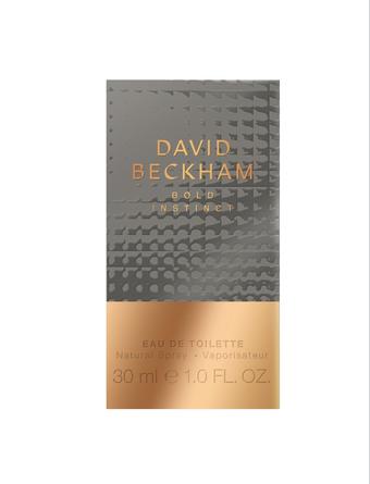 Beckham Bold Instinct Eau de Toilette 30 ml