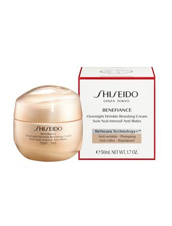 Shiseido Benefiance Neura Overnight Wrinkle Resisting Cream 50 ml