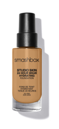 Smashbox Studio Skin 24H Wear Hydrating Foundation 3.2 Medium-Dark With Neutral Undertone