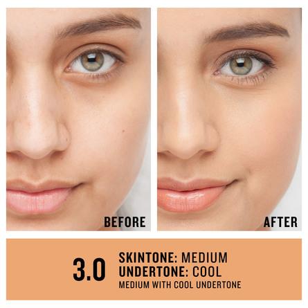 Smashbox Studio Skin 24H Wear Hydrating Foundation 3 Medium With Cool Undertone