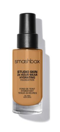 Smashbox Studio Skin 24H Wear Hydrating Foundation 3.35 Medium-Dark With Warm Undertone