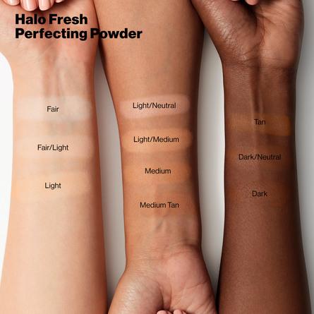Smashbox Halo Fresh Perfecting Powder Fair/Light