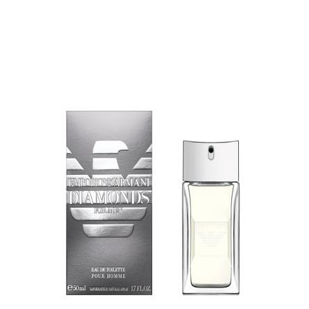 Giorgio Armani Ea Diamonds For Men Eau de Toilette 50 ml