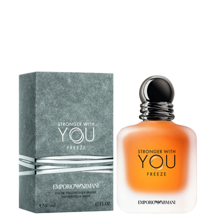 Giorgio Armani Stronger With You Freeze Eau de Toilette 50 ml