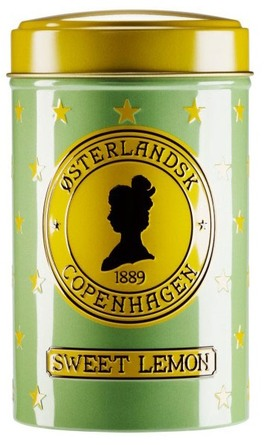 Østerlandsk Sweet Lemon - økologisk 125 g.