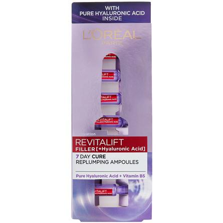 L'Oréal Paris Revitalift Filler Ampuller 7 stk.