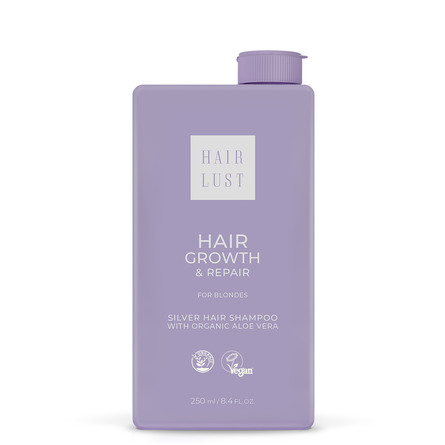 HairLust Hair Growth & Repair Shampoo Blondes 250 ml