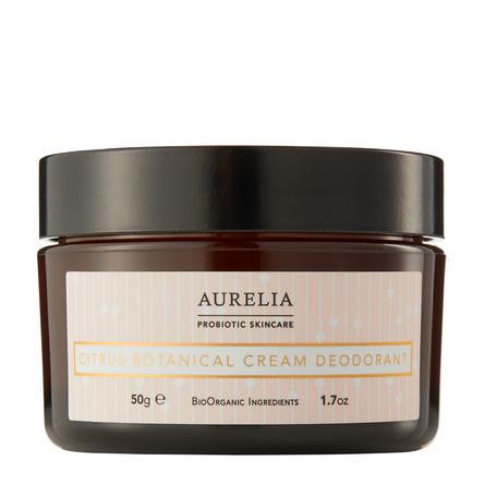 Aurelia Citrus Botanical Cream Deodorant 50 g