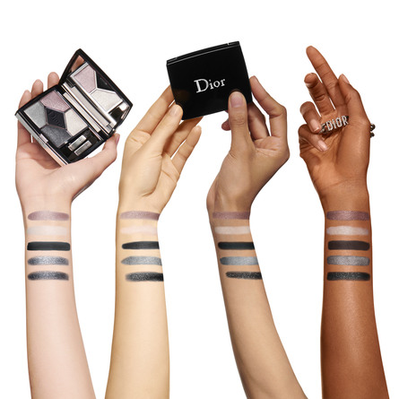 DIOR Diorshow 5 Couleurs Couture Eyeshadow Palette 079 Black Bow