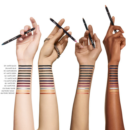 DIOR Diorshow 24H* Stylo Waterproof eyeliner 556 Pearly Gold