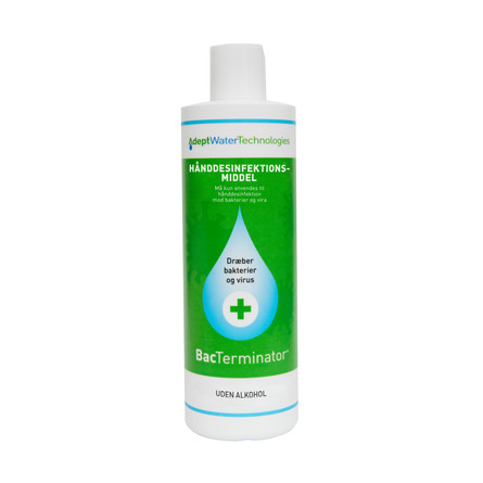BacTerminator Flydende hånddesinfektion 500 ml