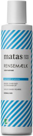 Matas Striber Rensemælk til Normal Hud Uden Parfume 250 ml