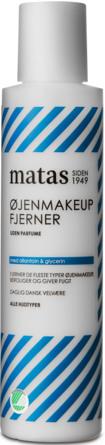 Matas Striber Øjenmakeupfjerner til Alle Hudtyper Uden Parfume 125 ml