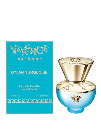 Versace Dylan Turquoise Eau de Toilette Spray 50 ml