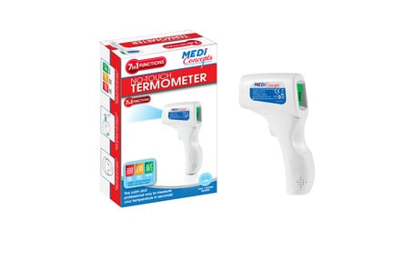Medi Concepts Pandetermometer