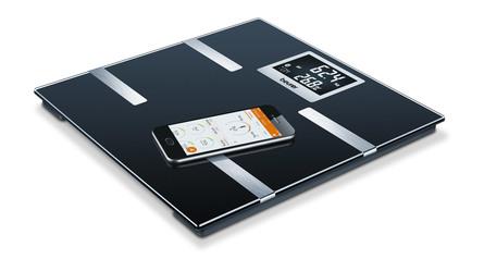 Beurer Kropsanalysevægt Max. 180 kg BF700