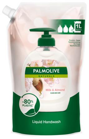 Palmolive Flydende Håndsæbe Almond Refill 1000 ml