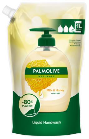 Palmolive Flydende Håndsæbe Honning og Aloe Vera Refill 1000 ml