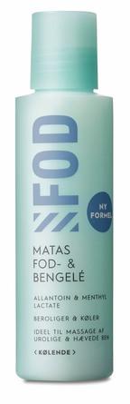 Matas Striber Fod- & Bengelé Kølende 100 ml