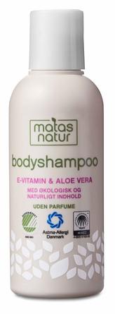 Matas Natur Aloe Vera & E-vitamin Bodyshampoo Rejsestørrelse 80 ml