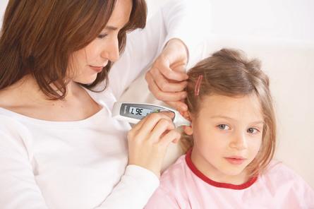 Beurer Termometer til Øre eller Pande FT65