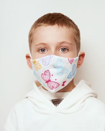 Health Nordic Stofmundbind barn 1 stk