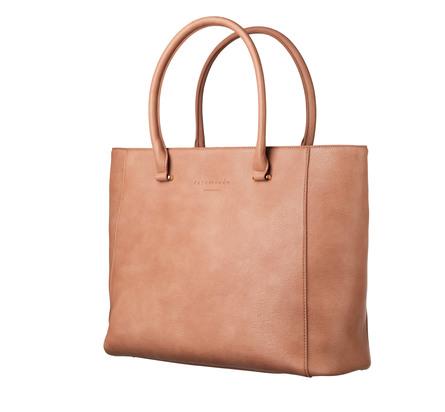 Rosemunde Shopper Dyb Rosé