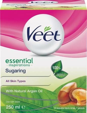 Veet Essential Inspirations Sugaring 250 ml