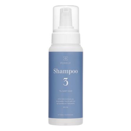 Purely Professional Shampoo 3 - Allergivenlig 250 ml