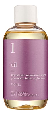 Purely Professional Oil 1 - Olie til Kroppen & Håret 100 ml