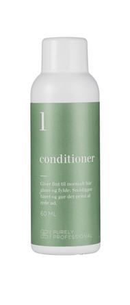 Purely Professional Conditioner 1 - Balsam til Fint Hår 60 ml