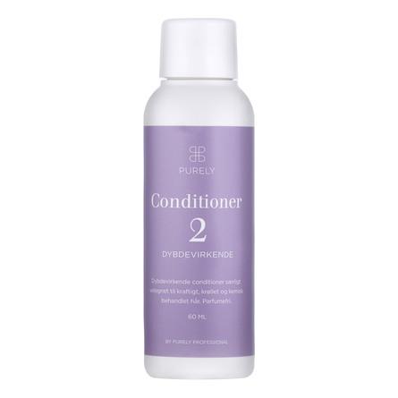 Purely Professional Conditioner 2 - Dybdevirkende Balsam 60 ml
