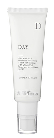 Purely Professional Day Cream - SPF 15 50 ml