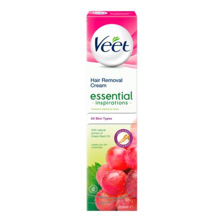 Veet Essentials Creme 200 ml