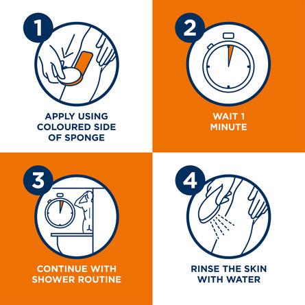 Veet For Men in Shower 150 ml