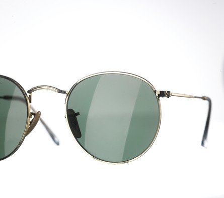 Ray-Ban Solbrille Round Metal