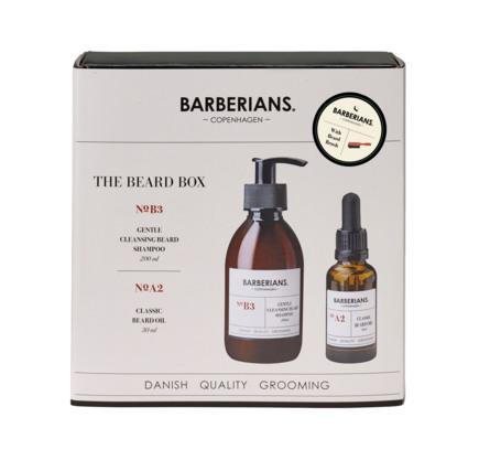 Barberians cph The Beard Box