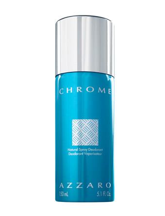 Azzaro Chrome Deodorant Spray 150 ml