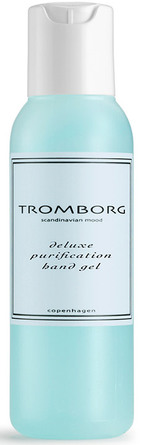Tromborg Deluxe Purification Hand Gel +80% alkohol 50 ml