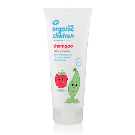 Green People Shampoo - Berry Smoothie 200 ml