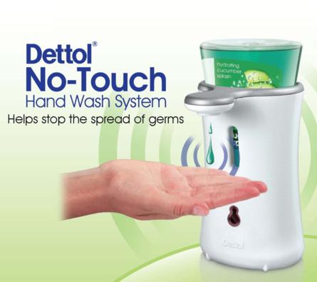 Dettol No Touch Soap Refill Grapefruit 250 ml