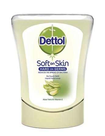Dettol No Touch Soap Refill Aloe Vera 250 ml