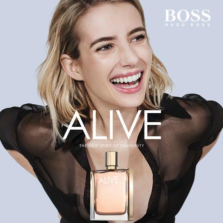 Hugo Boss Alive Eau de parfum 80 ml