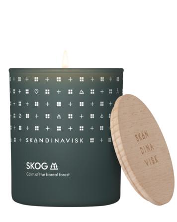 SKANDINAVISK SKOGScented Candle w Lid 200 gr