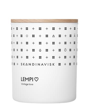 SKANDINAVISK LEMPI Scented Candle w Lid 200 gr