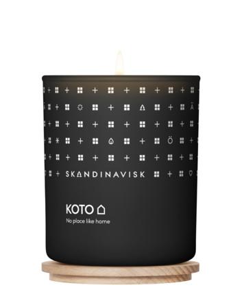 SKANDINAVISK KOTO Scented Candle w Lid 200 gr