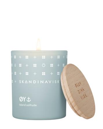 SKANDINAVISK ØY Scented Candle w Lid 65g